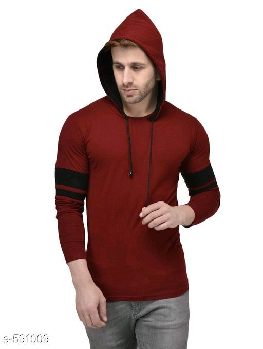 Men's Elegant Cotton T-Shirts