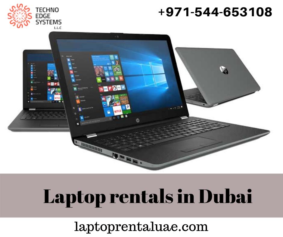 Laptop rentals in Dubai | dubai laptop rental - Techno Edge