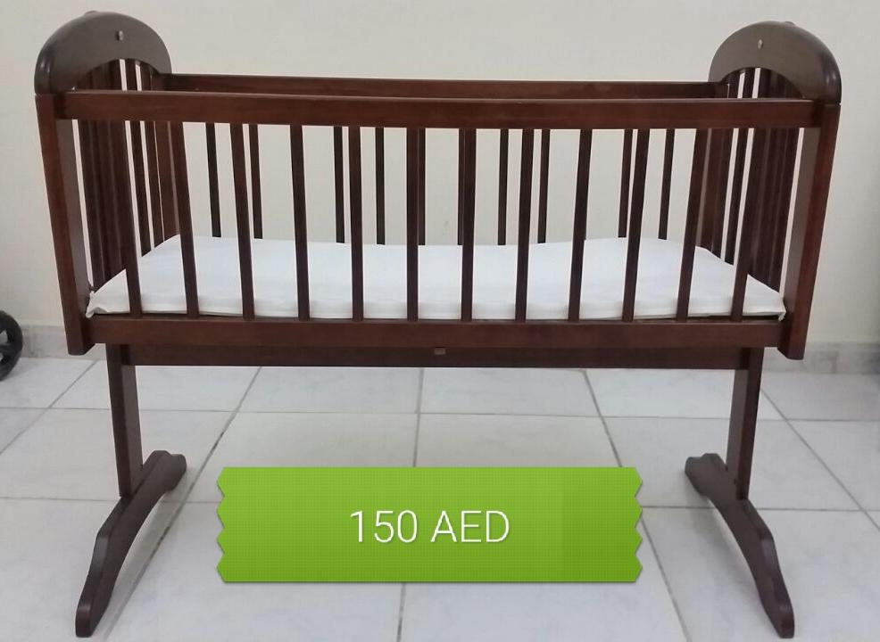 wooden-cradle