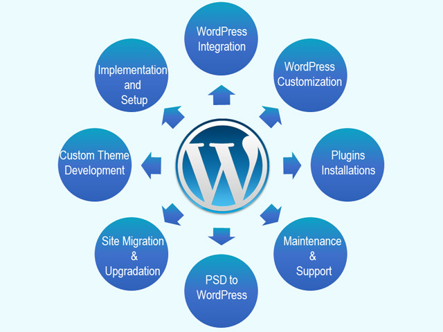 WordPress Design & Development Service in Dubai