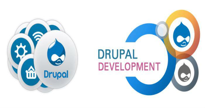 Drupal Development & Design Service in Dubai