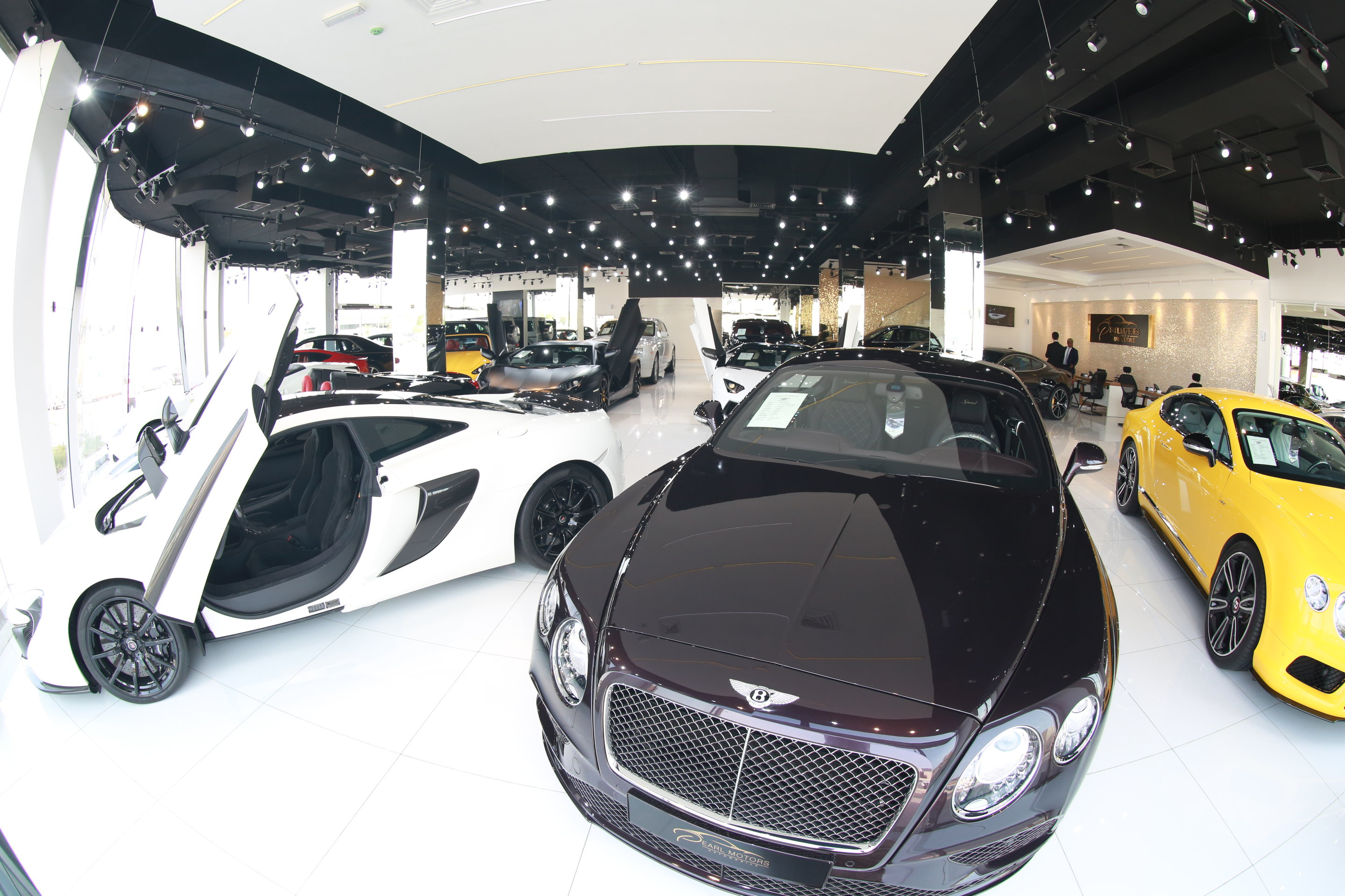 Buy Luxury Cars - Pearl Motors