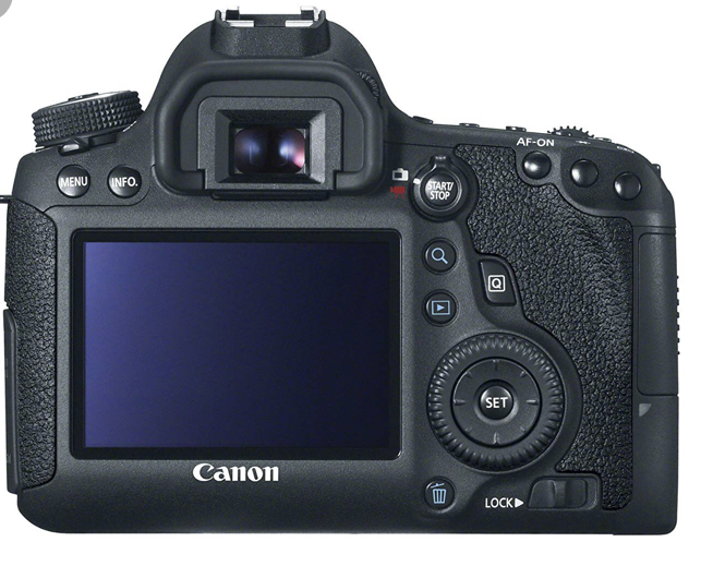 6d canon camera body with 85mm f1.8
