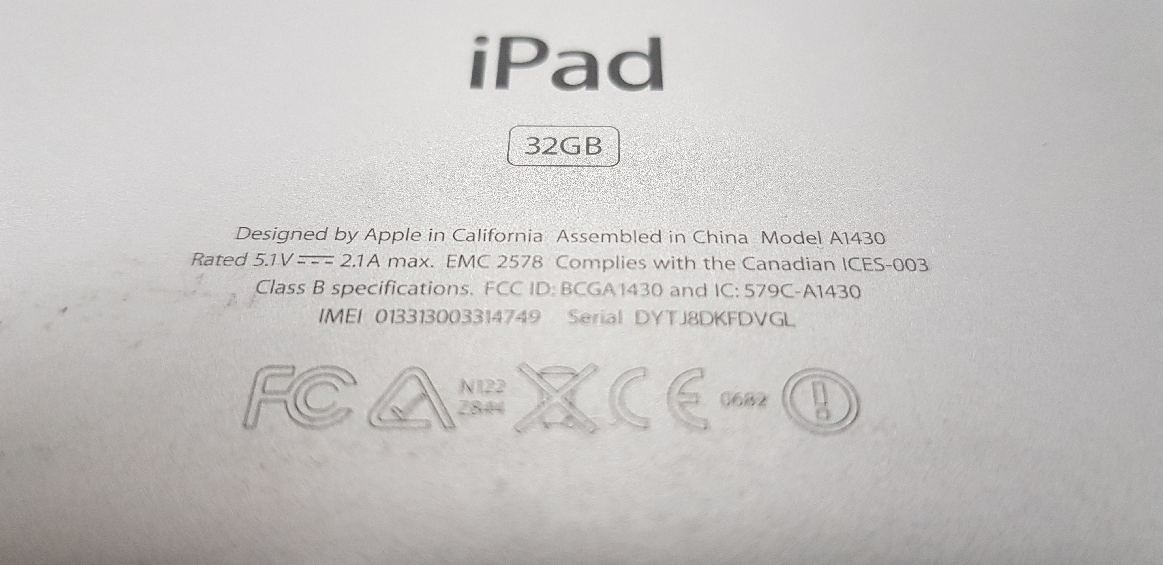 Apple Ipad with Cellular support